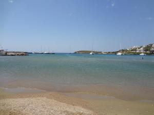 Near the beach Andros Greece