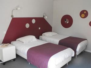 Les Capucins, Hotel  Avallon - big - 31