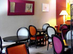 Les Capucins, Hotel  Avallon - big - 29