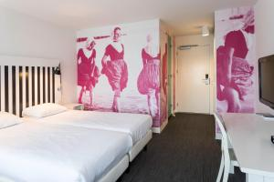 Hotel Bommeljé, Hotel  Domburg - big - 30