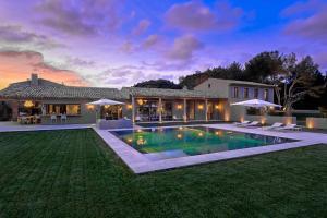 Villa LA MOUTTE SAINT TROPEZ