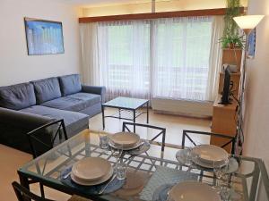 Apartment Rosablanche E31, Apartments  Siviez - big - 8