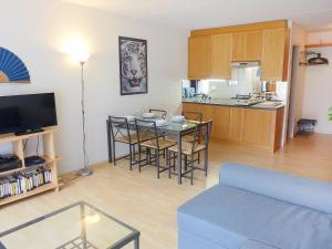 Apartment Rosablanche E31, Apartments  Siviez - big - 13