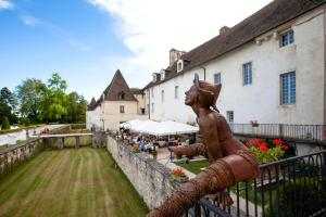 Château de Gilly, Hotels  Vougeot - big - 21