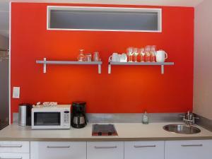 Apartment Rosablanche C43, Apartments  Siviez - big - 9