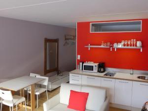 Apartment Rosablanche C43, Apartments  Siviez - big - 12