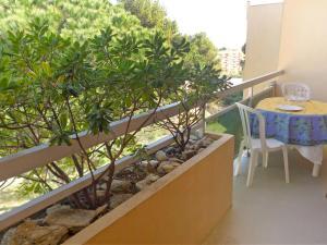 Apartment Côte d'Azur.4, Апартаменты  La Favière - big - 13