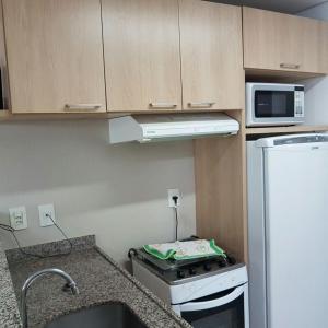 Beach Class Residence Service, Apartmány  Fortaleza - big - 8