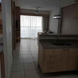 Beach Class Residence Service, Apartmány  Fortaleza - big - 10