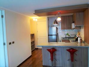 Departamento San Miguel, Appartamenti  Santiago - big - 1