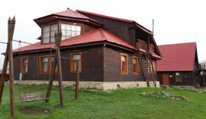 Hostel Malyi Kovcheg, Hostels  Ust'-Koksa - big - 20