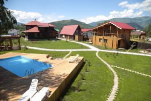 Hostel Malyi Kovcheg, Hostels  Ust'-Koksa - big - 46