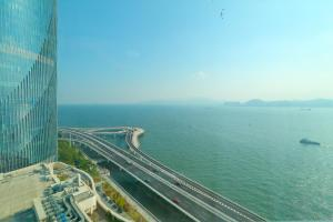 Gulang Bay Apartment Shimao Twin Tower