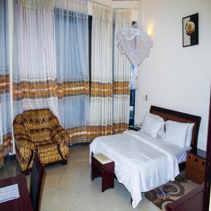 Best Outlook Hotel, Отели  Бужумбура - big - 12