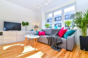 Rent like home - Apartament Wiktorska 76 - Warsaw
