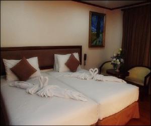 Abricole at Pattaya Hill, Ferienwohnungen  Pattaya South - big - 36