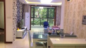 Deluxe Apartment near Songjiang University City