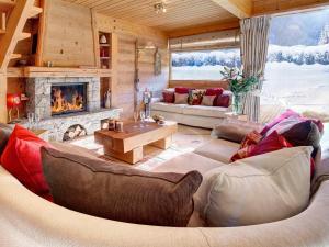 Location gîte, chambres d'hotes Chalet J'Elage - OVO Network dans le département Haute Savoie 74