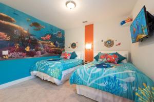 Encore Villa 0100, Виллы  Орландо - big - 29