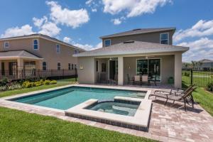 Brookhurst Lane Villa 7610, Villen  Orlando - big - 28