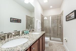 Brookhurst Lane Villa 7610, Villen  Orlando - big - 23