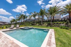 Brookhurst Lane Villa 7610, Villen  Orlando - big - 19