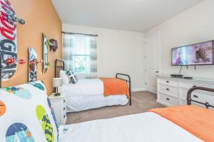 Brookhurst Lane Villa 7610, Villen  Orlando - big - 17