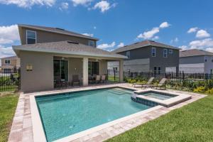 Brookhurst Lane Villa 7610, Villen  Orlando - big - 13