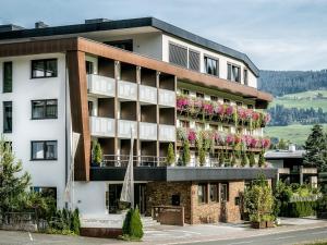 Hotel Restaurant Spa Rosengarten - Kirchberg in Tirol