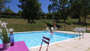Location gîte, chambres d'hotes VVF Villages « Les Volcans d'Auvergne » Parent dans le département Puy de Dôme 63