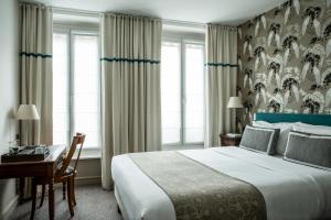 Location gîte, chambres d'hotes Hotel Parc Saint Severin - Esprit de France dans le département Paris 75