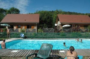 chalet des planchettes - Hotel - Marigny