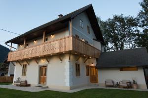 Butterfly Lodge - Accommodation - Bohinj