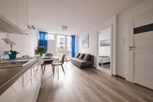 Elite Blu Apartment - Warsaw