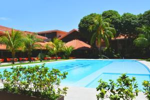 Hotel Cortez, Отели  Санта-Крус-де-ла-Сьерра - big - 20