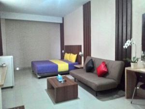 City Hotel, Hotel  Tasikmalaya - big - 93