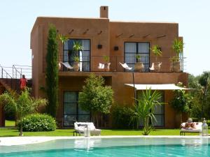 Dar Terra Spa & Suites, Vily  Oulad Mazoug - big - 34