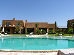 Dar Terra Spa & Suites, Vily  Oulad Mazoug - big - 30