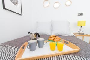 Modern & Stylish Flat Refino, Apartments  Málaga - big - 6