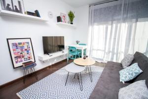 Modern & Stylish Flat Refino, Appartamenti  Málaga - big - 1