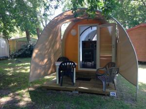 Camping La Chesnays