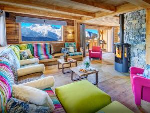 Location gîte, chambres d'hotes Chalet Nougat - OVO Network dans le département Haute Savoie 74