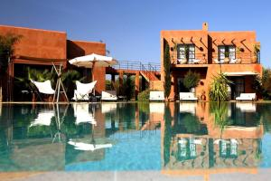 Dar Terra Spa & Suites, Виллы  Oulad Mazoug - big - 1