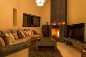 Dar Terra Spa & Suites, Vily  Oulad Mazoug - big - 46