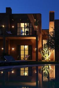 Dar Terra Spa & Suites, Vily  Oulad Mazoug - big - 54