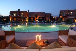 Dar Terra Spa & Suites, Vily  Oulad Mazoug - big - 31