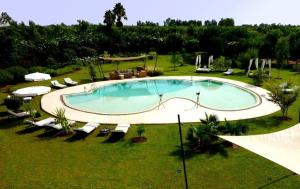 Dar Terra Spa & Suites, Vily  Oulad Mazoug - big - 35