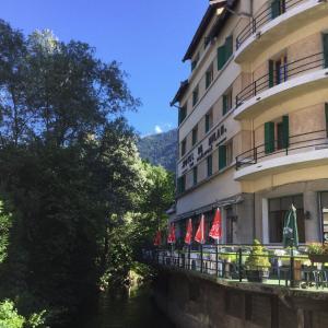 Sport'Hotel - Résidence de Milan, Hotel  Le Bourg-d'Oisans - big - 12