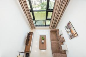 Tang Lan Apartment Poly Daduhui Branch, Apartmány  Kanton - big - 62