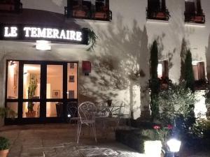 Location gîte, chambres d'hotes Hotel Le Temeraire dans le département Saône et Loire 71